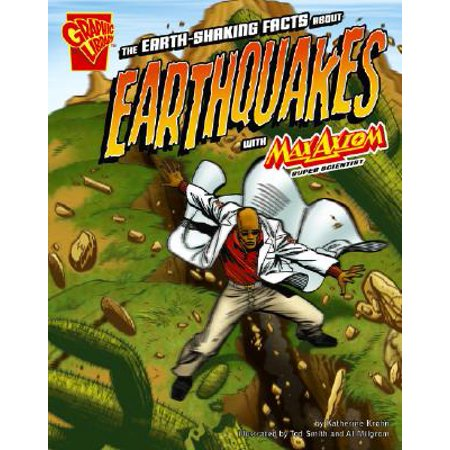 The Earth-Shaking Facts about Earthquakes with Max Axiom, Super Scientist - 3 Fact About Halloween