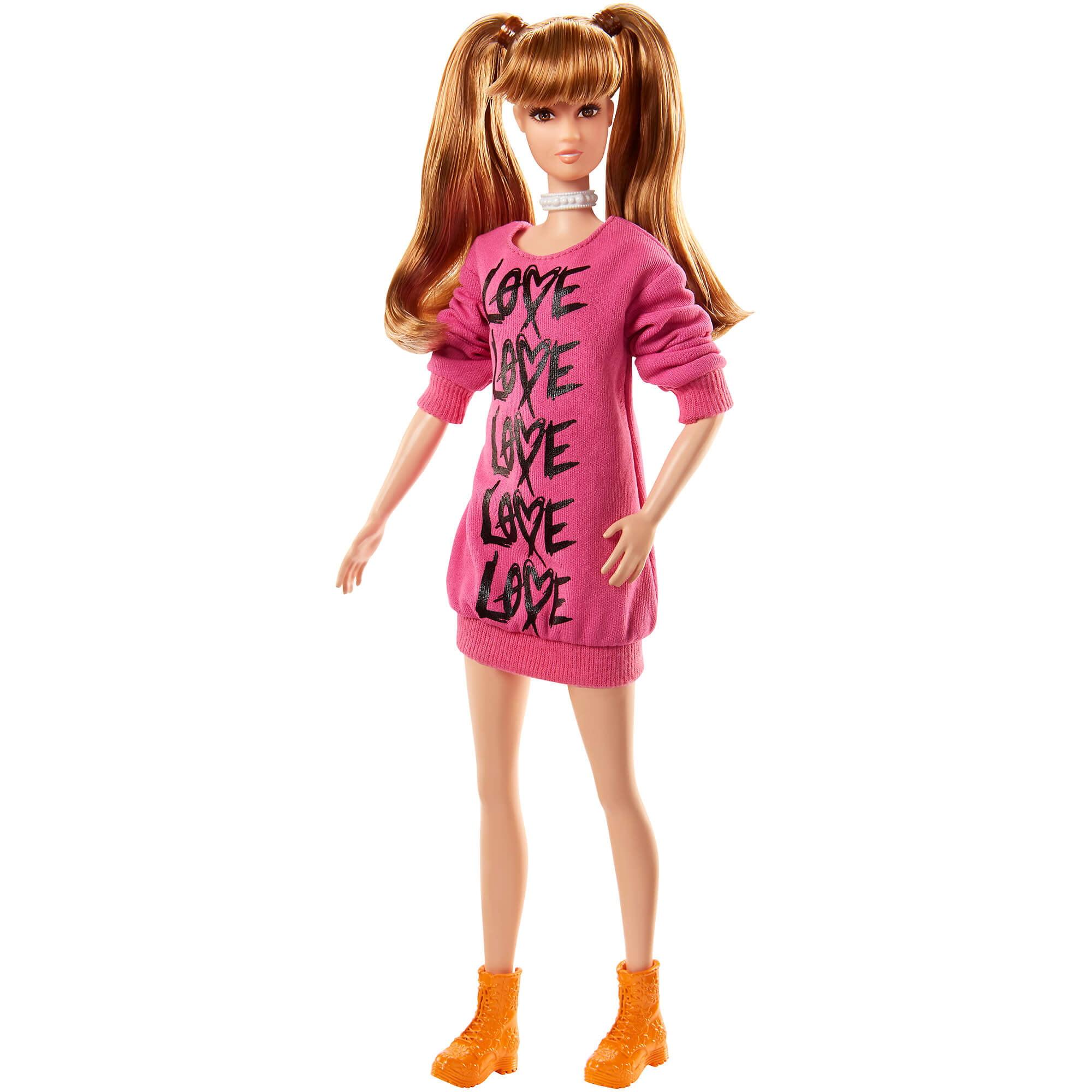 Barbie Fashionistas Dolls Wear Your Heart by Mattel