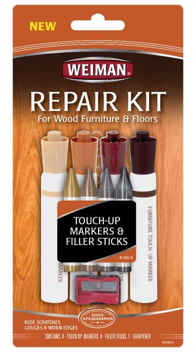 furniture repair kit. weiman wood \u0026 furniture repair kit, kit 0