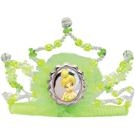 Tinker Bell Tiara Adult/Child Halloween Accessory - Tinkerbell Halloween Pumpkin