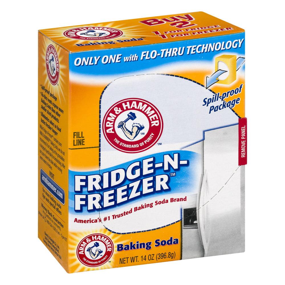 Arm Baking Soda FRIDGE-n -FREEZER - 14oz - Best Baking