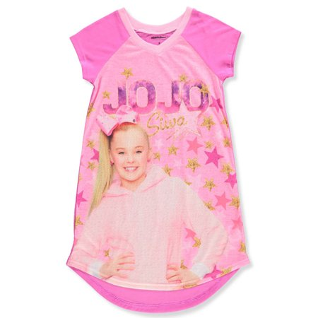 Girls' Jojo Nightgown (Little Girl & Big - Girls Nightgown Cotton