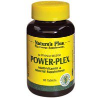 Power Plex Time Release Nature's Plus 90 Sustained Release Tablet