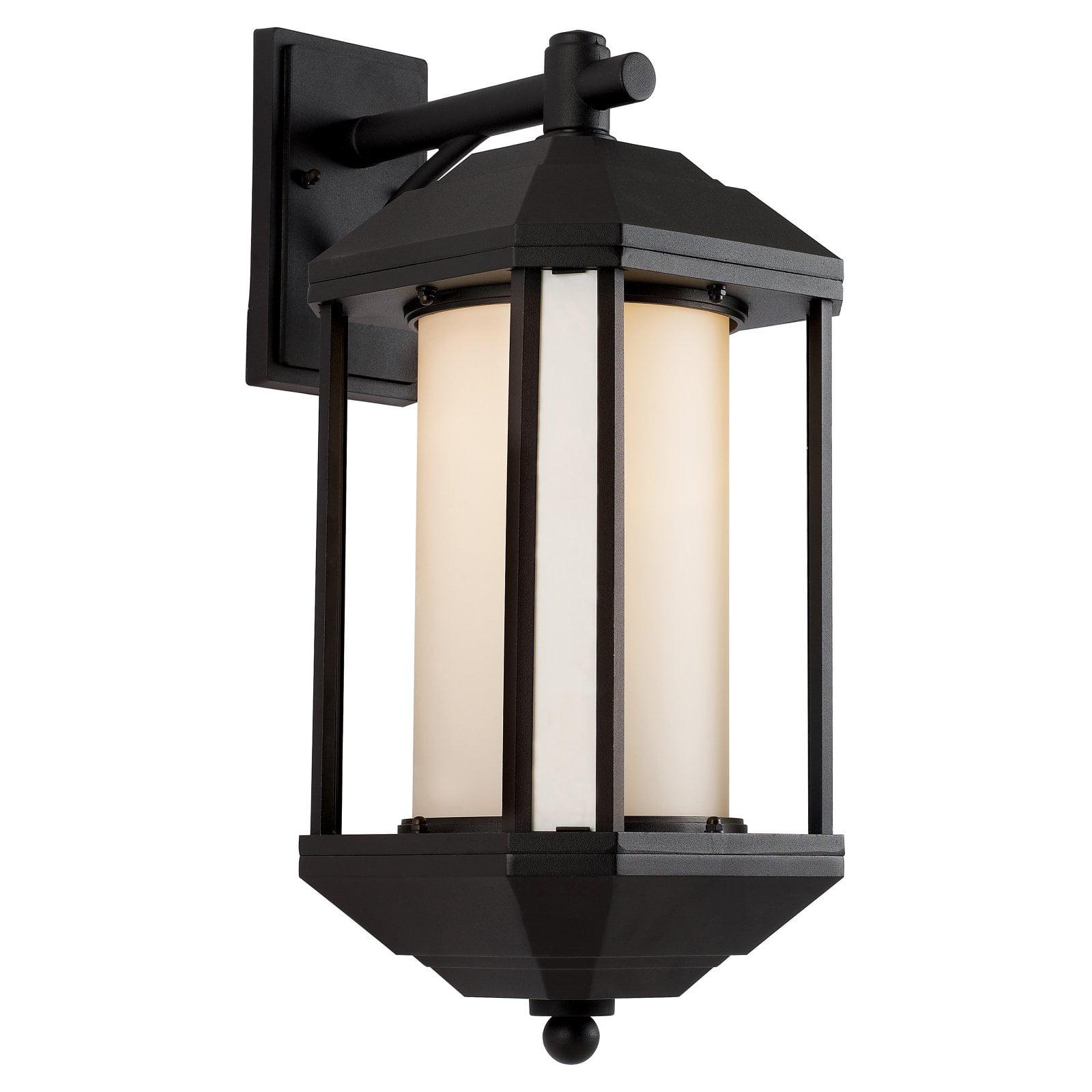 Trans Globe Lighting 40251 Downtown Trolley Outdoor Wall Lantern