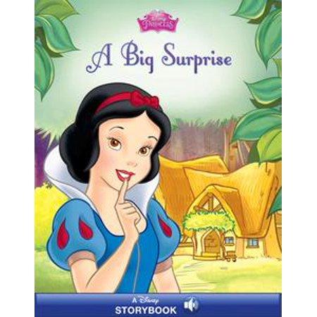 Snow White and the Seven Dwarfs: A Big Surprise - eBook