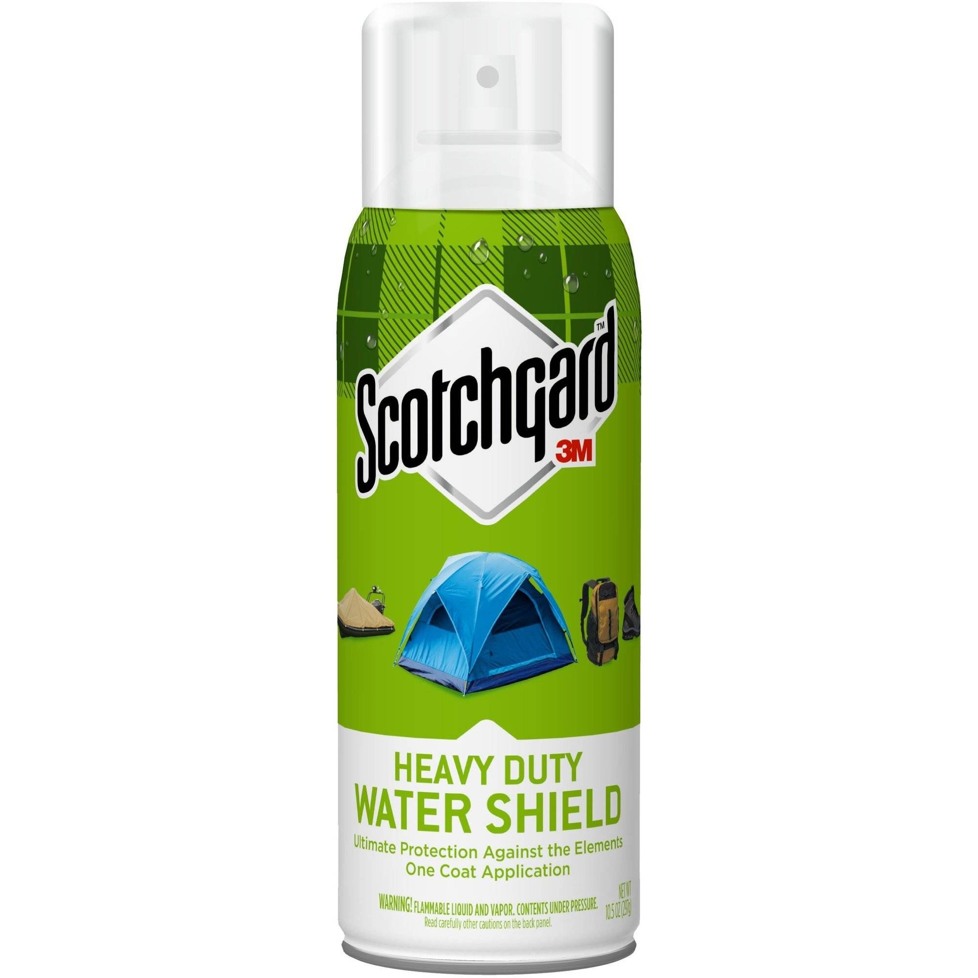 Scotchgard Heavy Duty Water Shield Spray, 10.5 oz., 1 Can