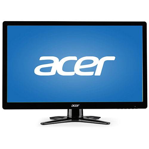 """Acer 23"""" Widescreen Monitor, Refurbished (G236HL Bbd Black)"""