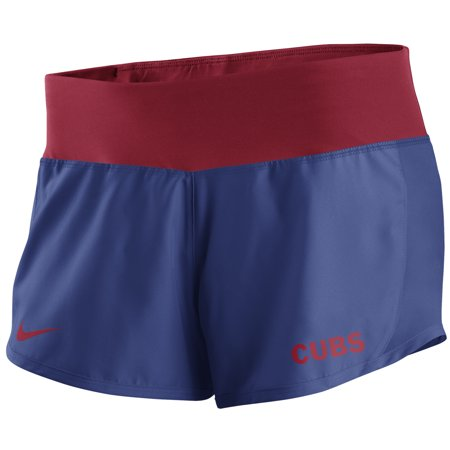 Chicago Cubs Nike Women's Performance Shorts - Royal