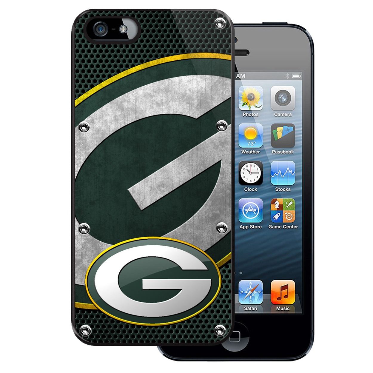 NFL Iphone 5 Case - Green Bay Packers