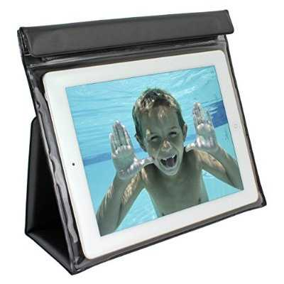 Digital Treasures 08973 Props Waterproof Folio Case for iPad 2- 3- 4