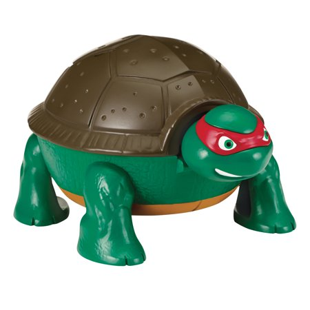 Teenage Mutant Ninja Turtles Micro Mutant Raphael's Roof Top Pet Turtle to Playset