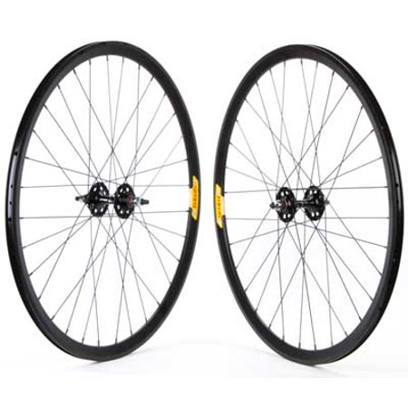 - Wheel Pair 700c Velocity DEEP-V Black NMSW 32 Origin-8 Black FX/FX SEAL DT2.0BK