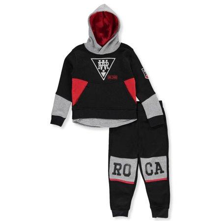 f1562b2bb Rocawear Baby Boys  2-Piece Sweatsuit Pants Set - Walmart.com