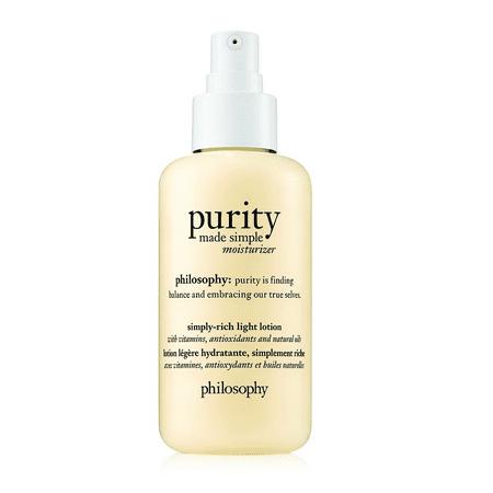 Philosophy Purity Made Simple Ultra Light Moisturizer 4.7 oz