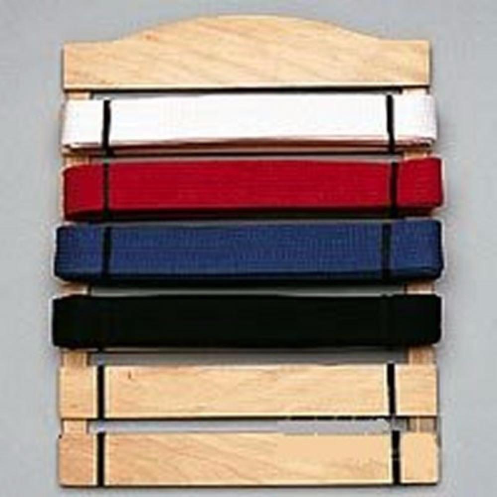 6 level Martial Arts Karate belt display rack Holder  aw3029