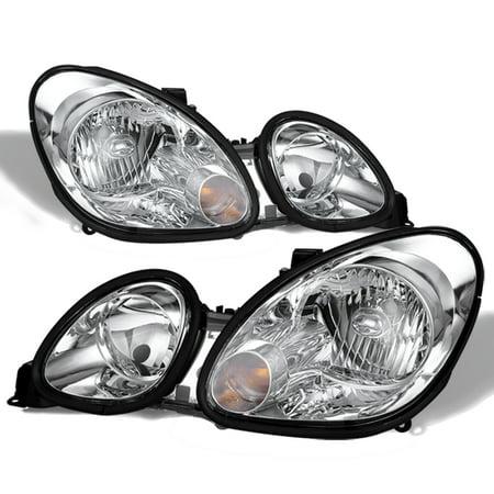 Fits 98-05 Lexus GS300 GS400 GS430 Headlights Replacement LX2502131 (Lexus Gs300 Horn)
