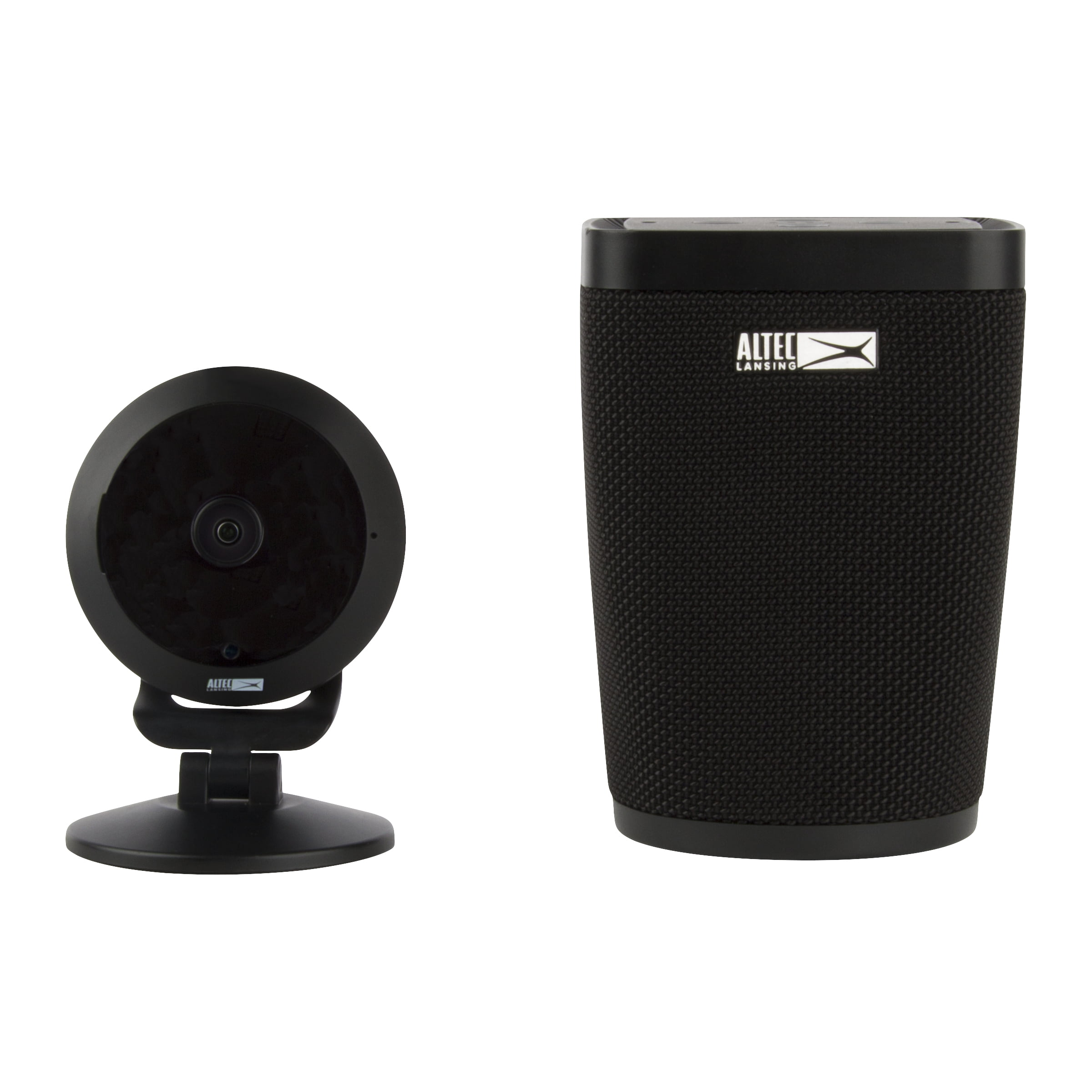 Altec Lansing Voice Activated Smart Security System bundle