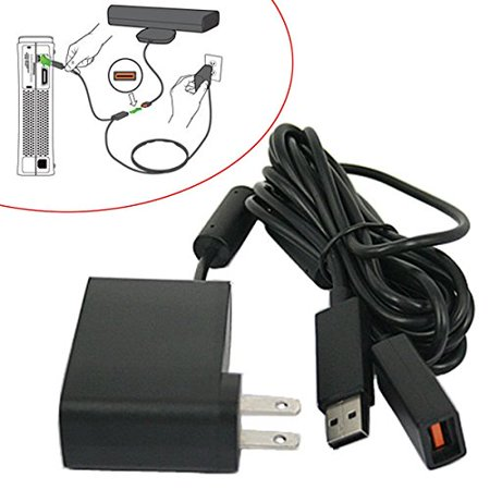 microsoft Xbox 360 Kinect Sensor USB AC (Bulk Packaging)