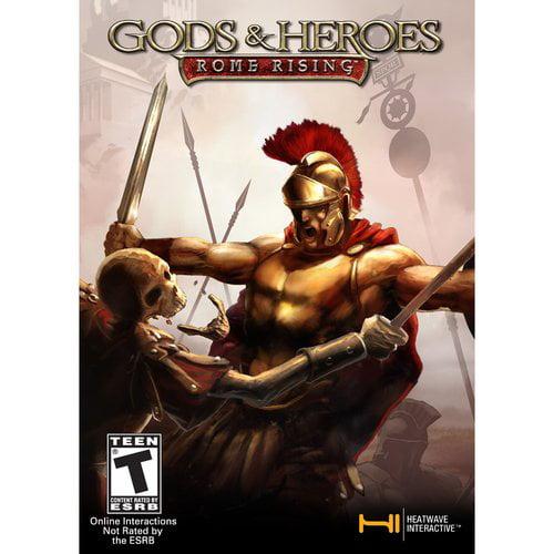 Gods and Heroes: Rome Rising (PC/ Mac)