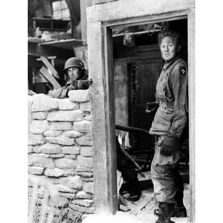 Battleground John Hodiak Van Johnson 1949 Photo Print ()