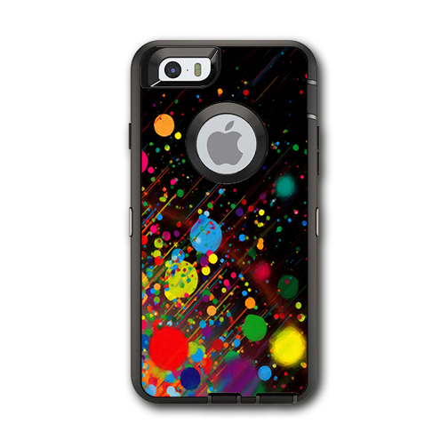 pictures of the iphone 1 skin decal for otterbox defender iphone 6 colorful 8292