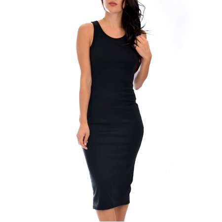 Clothing Showroom Body-con Midi Dress