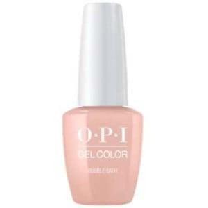 ($17.99 Value) OPI GelColor Gel Nail Polish, Bubble Bath, 0.5 Fl Oz Mary Kay Nail Enamel