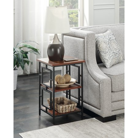 Convenience Concepts Town Square Metal End Table ()