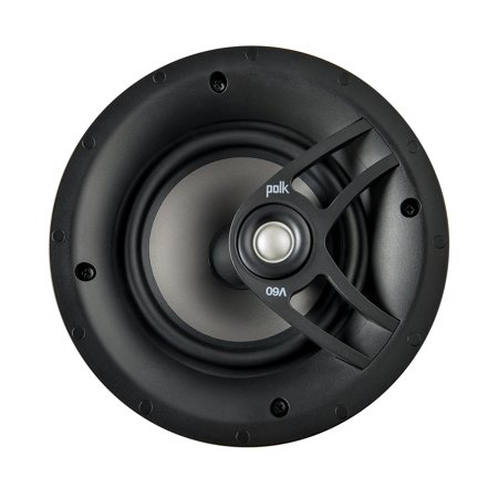 Polk V60 Vanishing V Series High Performance In-Ceiling