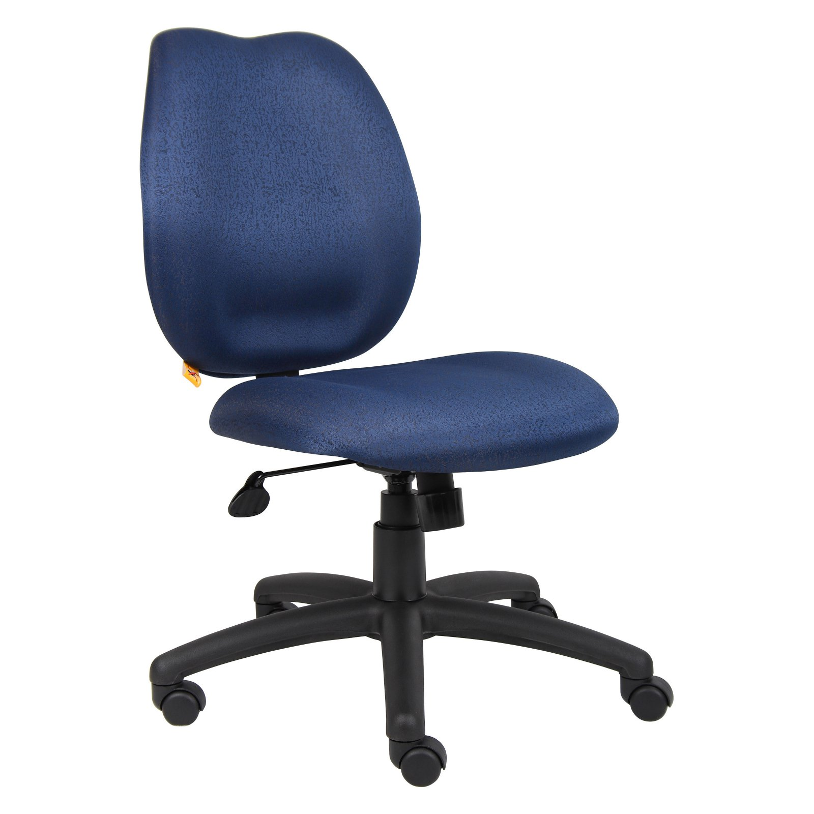 Boss Office & Home Black Mid-back Adjustable Task Chair