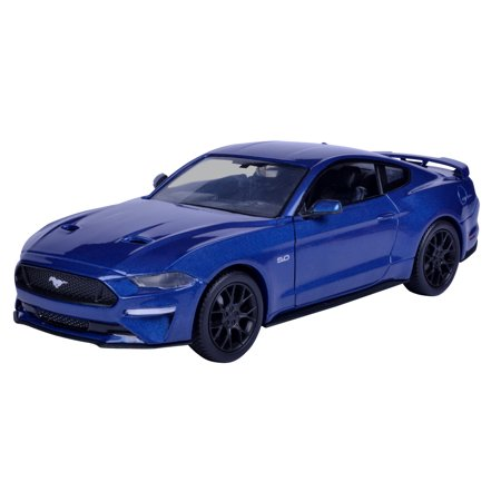 1:24 2018 Ford Mustang GT (2018 Mustang Gt Wheels)