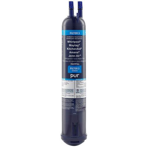 Original Whirlpool Water Filter Cartridge 4396710   4396710B   FILTER3C OEM by Whirlpool