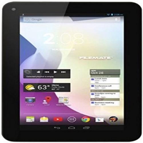 Refurbished Filemate Clear X2 3FMT730BL-16G-R 7-Inch 16 GB Tablet (Blue)