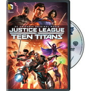 Justice League Vs. Teen Titans by