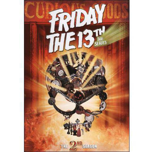 Friday The 13th The Series: The Second Season (Full Frame)