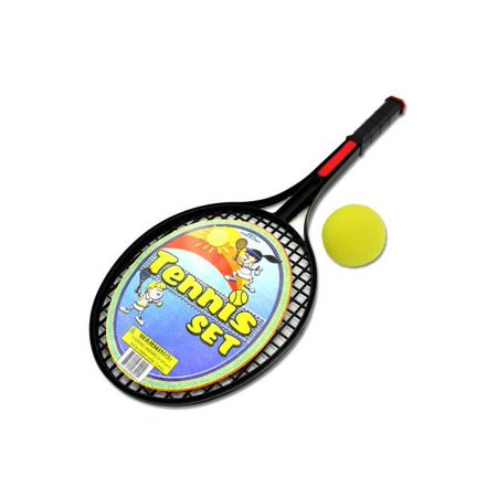 Tennis Play with Foam Ball - Set of 24