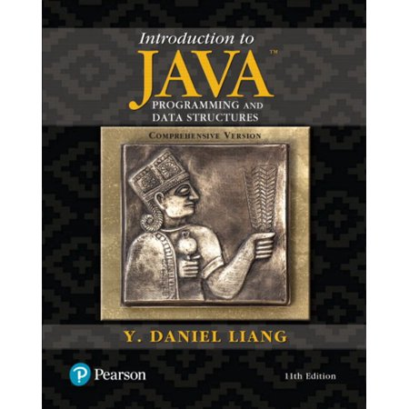 Introduction To Java Programming And Data Structures