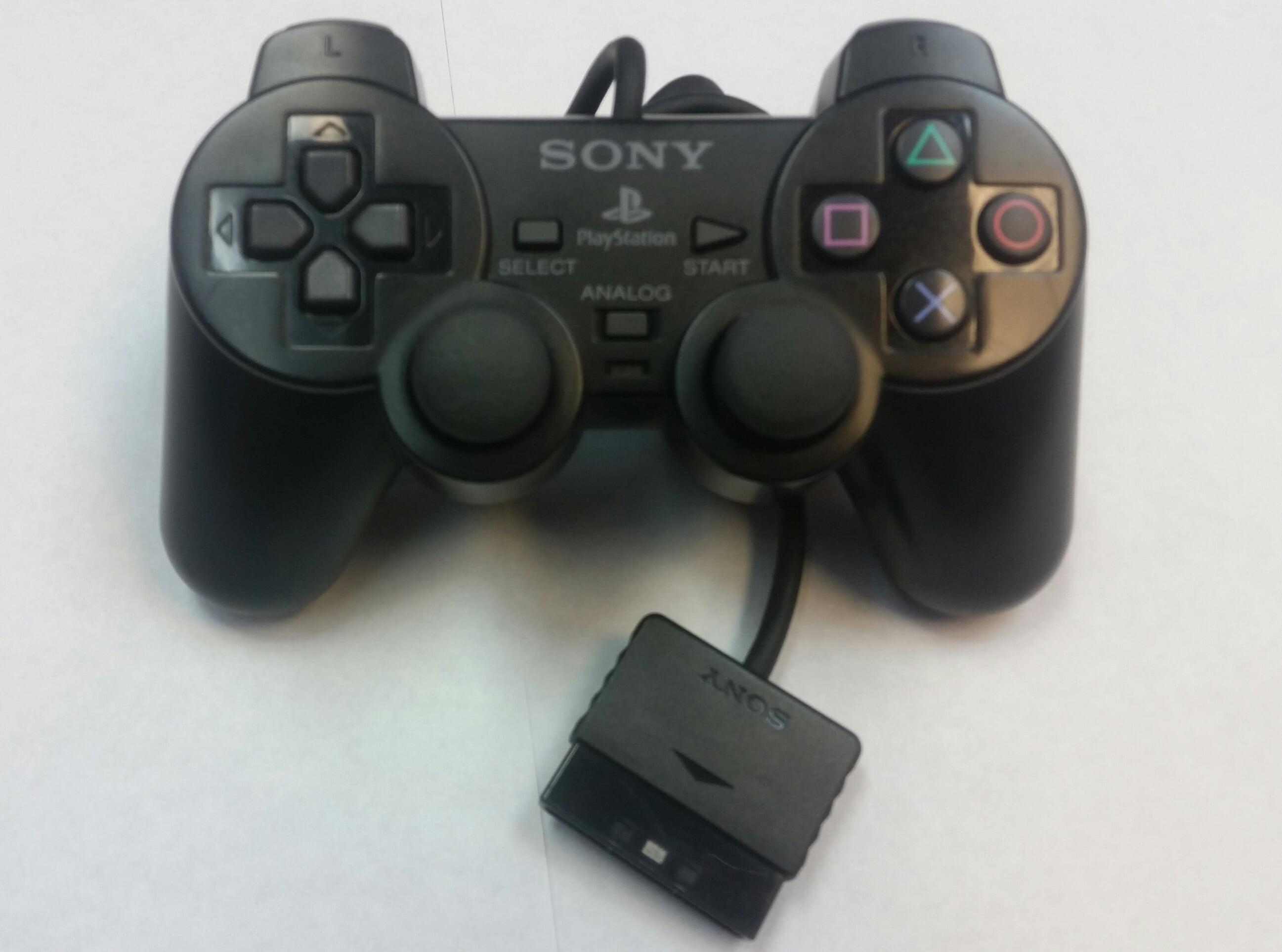 Sony Playstation 2 PS2 Original Genuine Controller (refurbished)