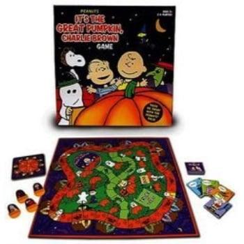 It's the Great Pumpkin, Charlie Brown Game - Pumpkin Games
