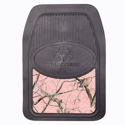 Realtree Pink Camouflage Floor Mats