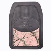 Realtree Pink Camouflage Floor Mats