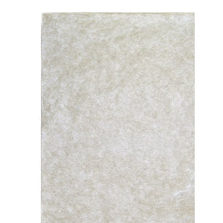 Thai Mulberry Paper unbleached, 15 g/m2, 25 in. x 37 in. (pack of (Textured Mulberry Paper)