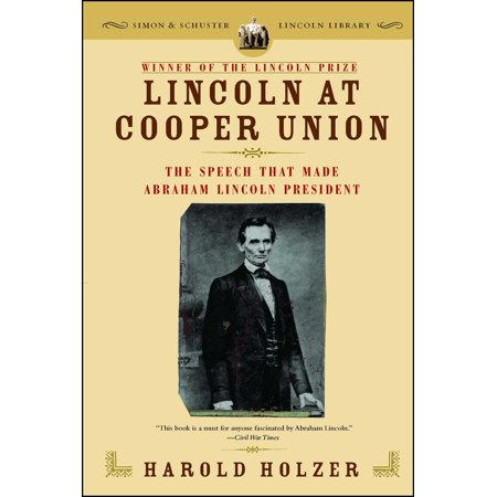 Lincoln at Cooper Union : The Speech That Made Abraham Lincoln President - Abraham Lincoln Coat