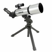 Carson 70mm Short Tube Wide Angle Refractor Telescope