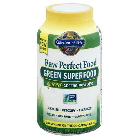 Garden of Life Garden of Life Raw Organic Perfect Food Green Superfood, 240 ea