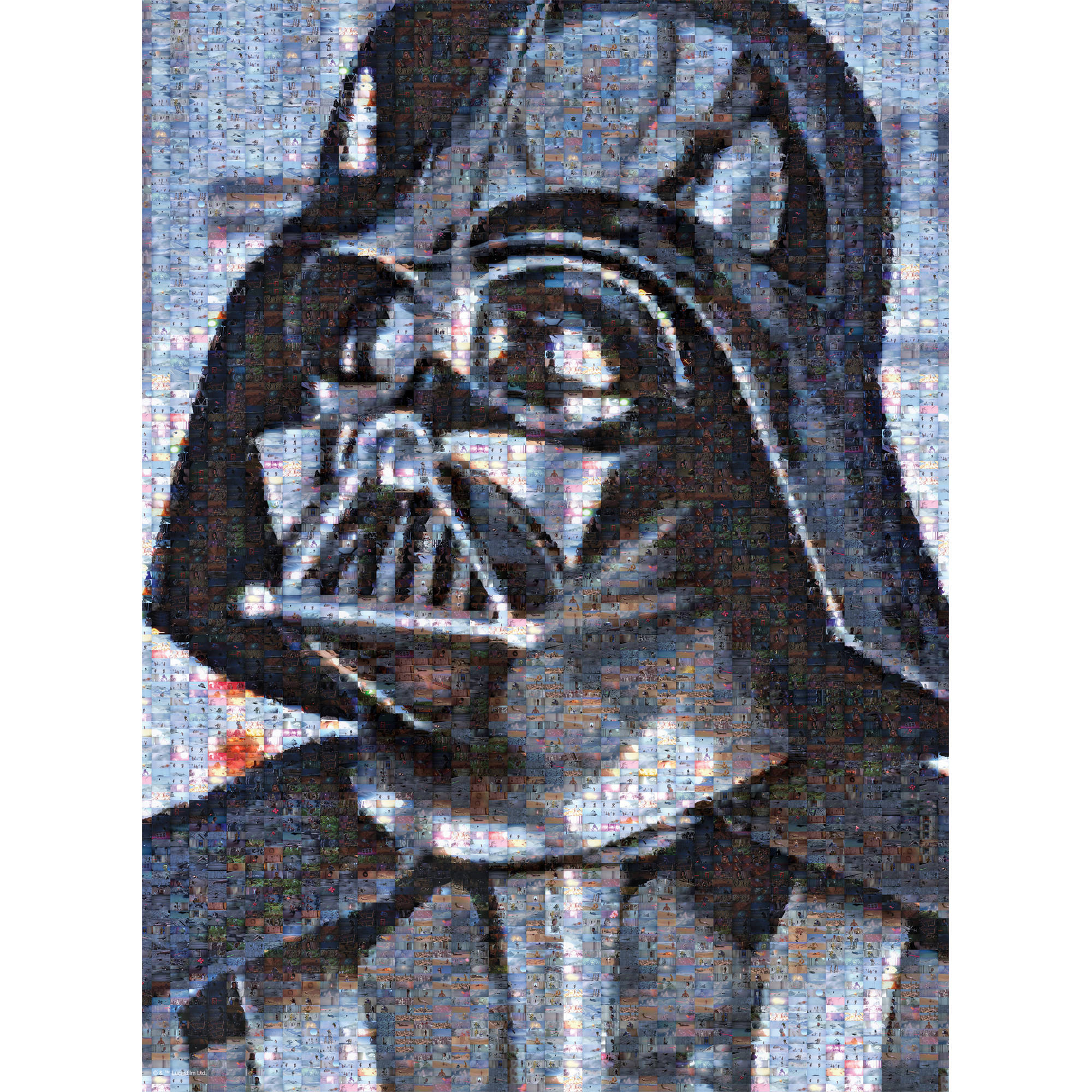 Buffalo Games Star Wars Darth Vader Jigsaw Puzzle, 1,000 Pieces