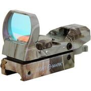 Sightmark Sure Shot Red Dot Sight Camo, Dove Tail Mount