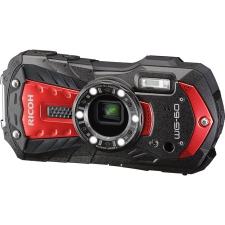 Ricoh WG-60 Digital Camera -