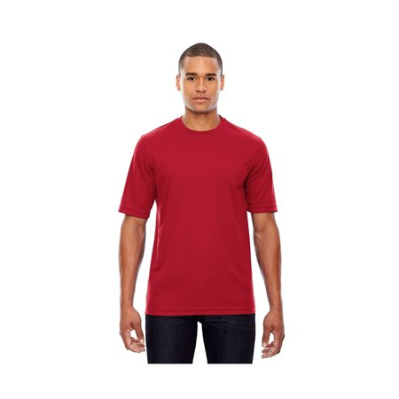 Performance Antimicrobial (Core 365 AntimicrobialMen's Performance Pique Crew Neck, Style)