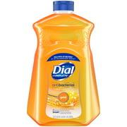 Dial Antibacterial Liquid Hand Soap Refill, Gold, 52 Ounce